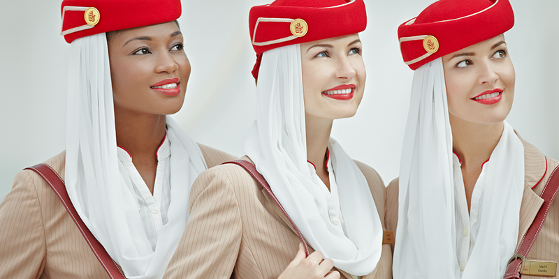 cabin crew Emirates Airline Careerfinder.vn Le Thanh Hong Quan