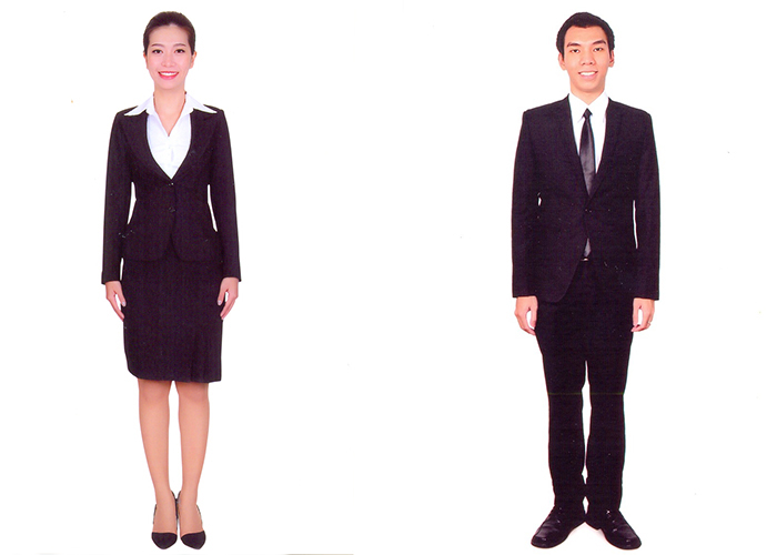 hinh mau ung tuyen cabin crew Emirates Airline