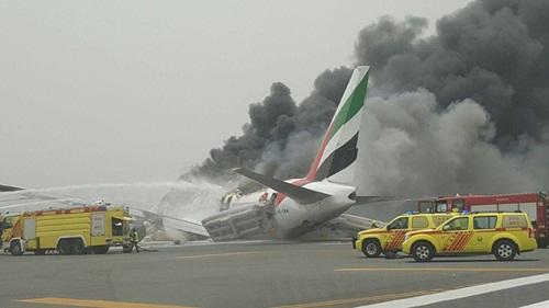 may bay Emirates Airline boc chay, Kỹ năng sống khi lâm vào tình thế nguy hiểm an toàn hàng không