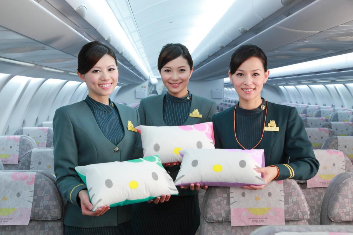 tuyển tiếp viên hàng không hãng Eva airways