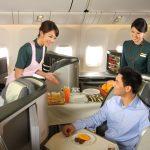 Format tuyển tiếp viên hàng không hãng EVA AIR