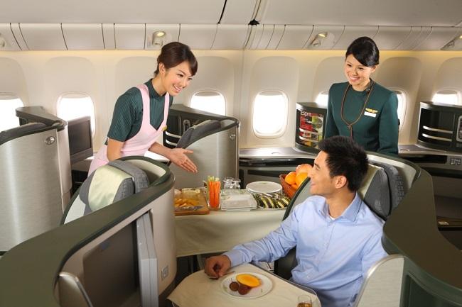 tiep-vien-hang-khong-eva-air, format tuyển tiếp viên hàng không hãng EVA AIR