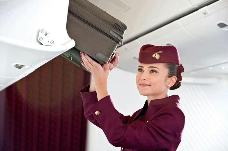 Tuyen tiep vien hang khong Qatar Airways