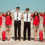 Kinh nghiệm phỏng vấn tiếp viên hàng không thành công của bạn Huy