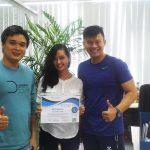 Chúc mừng bạn Trần Bảo Châu trúng tuyển phỏng vấn tiếp viên hàng không Vietjet Air