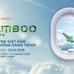 Format thi tuyển tiếp viên hàng không Bamboo Airways