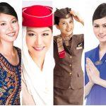 Lương tiếp viên hàng không của các hãng là bao nhiêu?