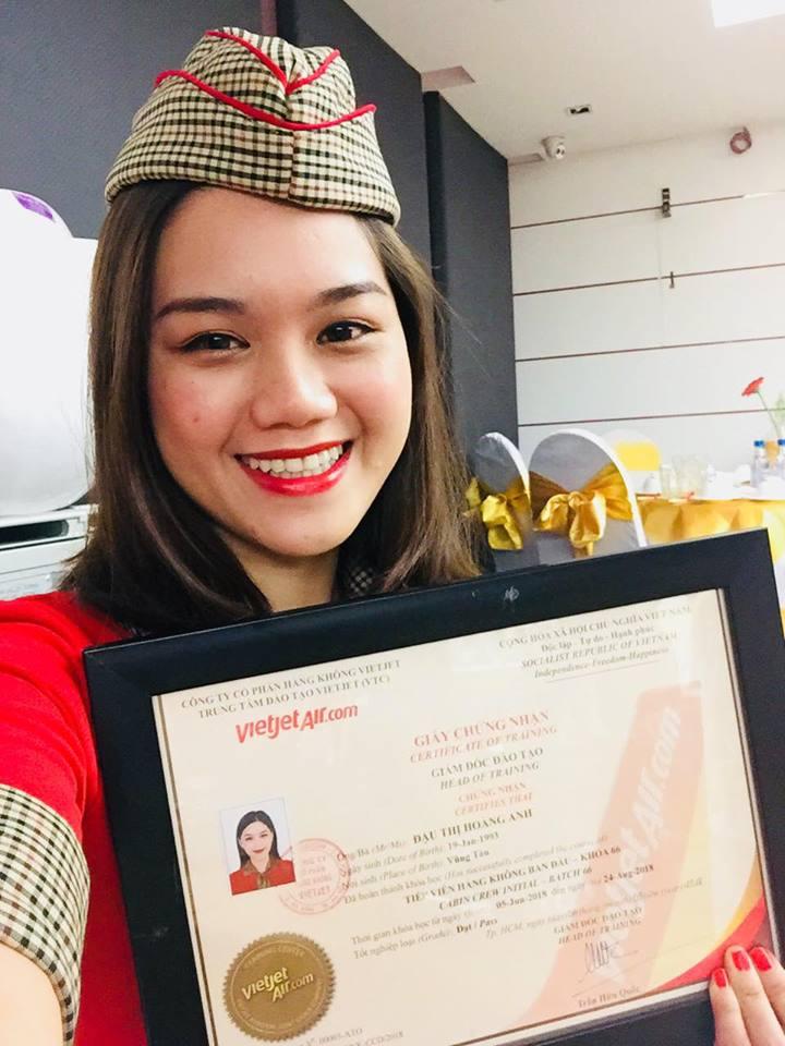 Lịch phỏng vấn tiếp viên hàng không Vietjet Air tháng 09/2018 tại Hà Nội và TP.HCM