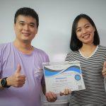 Chúc mừng bạn Châu Huỳnh Anh trúng tuyển tiếp viên hàng không hãng Asiana Airlines