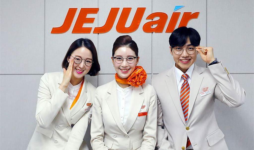 Tuyển tiếp viên hàng không hãng JEJU Air