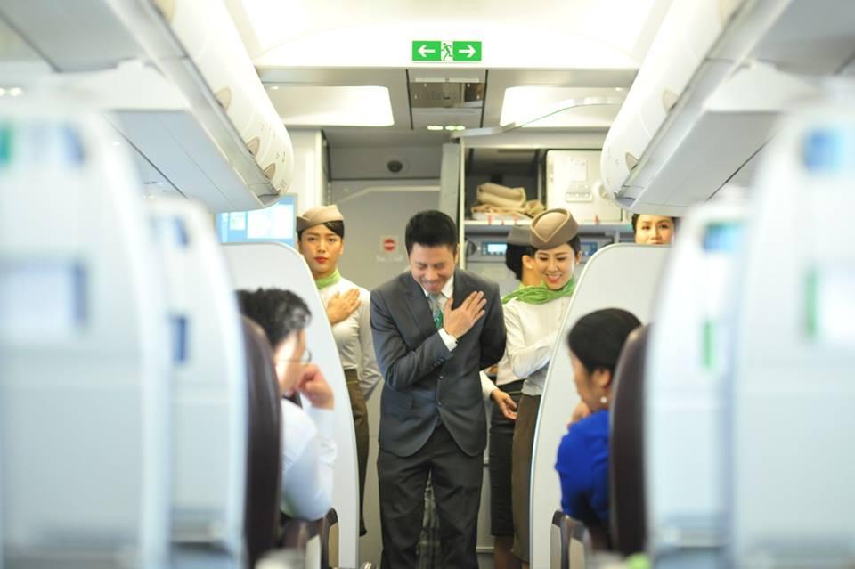 Lương tiếp viên hàng không Bamboo Airways