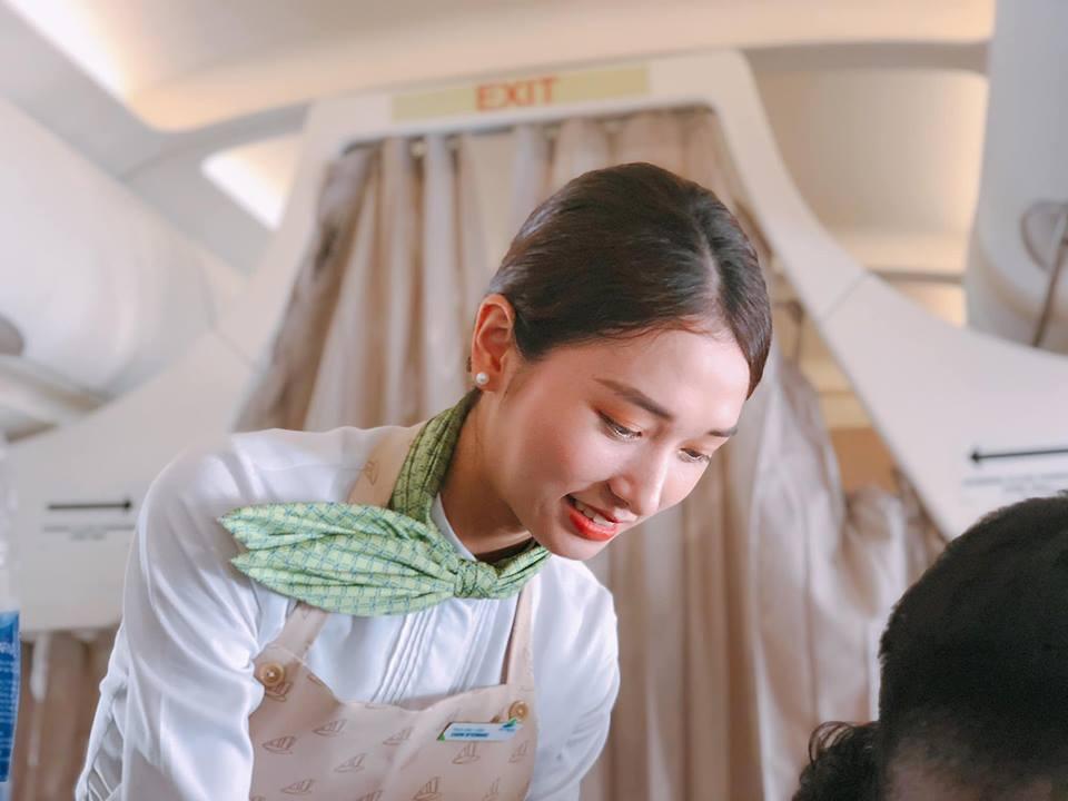 trở thành tiếp viên hàng không Bamboo Airways