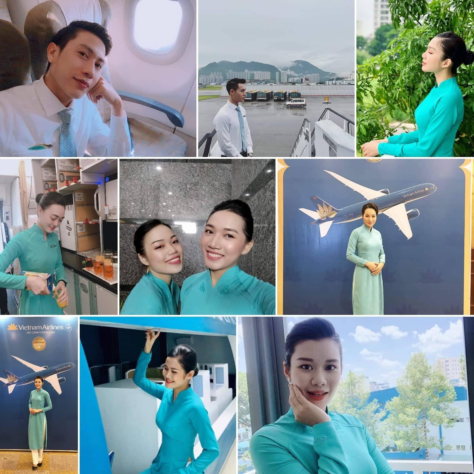 format tuyển dụng tiếp viên hàng không Vietnam Airlines mới nhất
