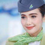 Nguồn cảm hứng trở thành tiếp viên hàng không Bamboo Airways từ Ratchanu Jintanayong