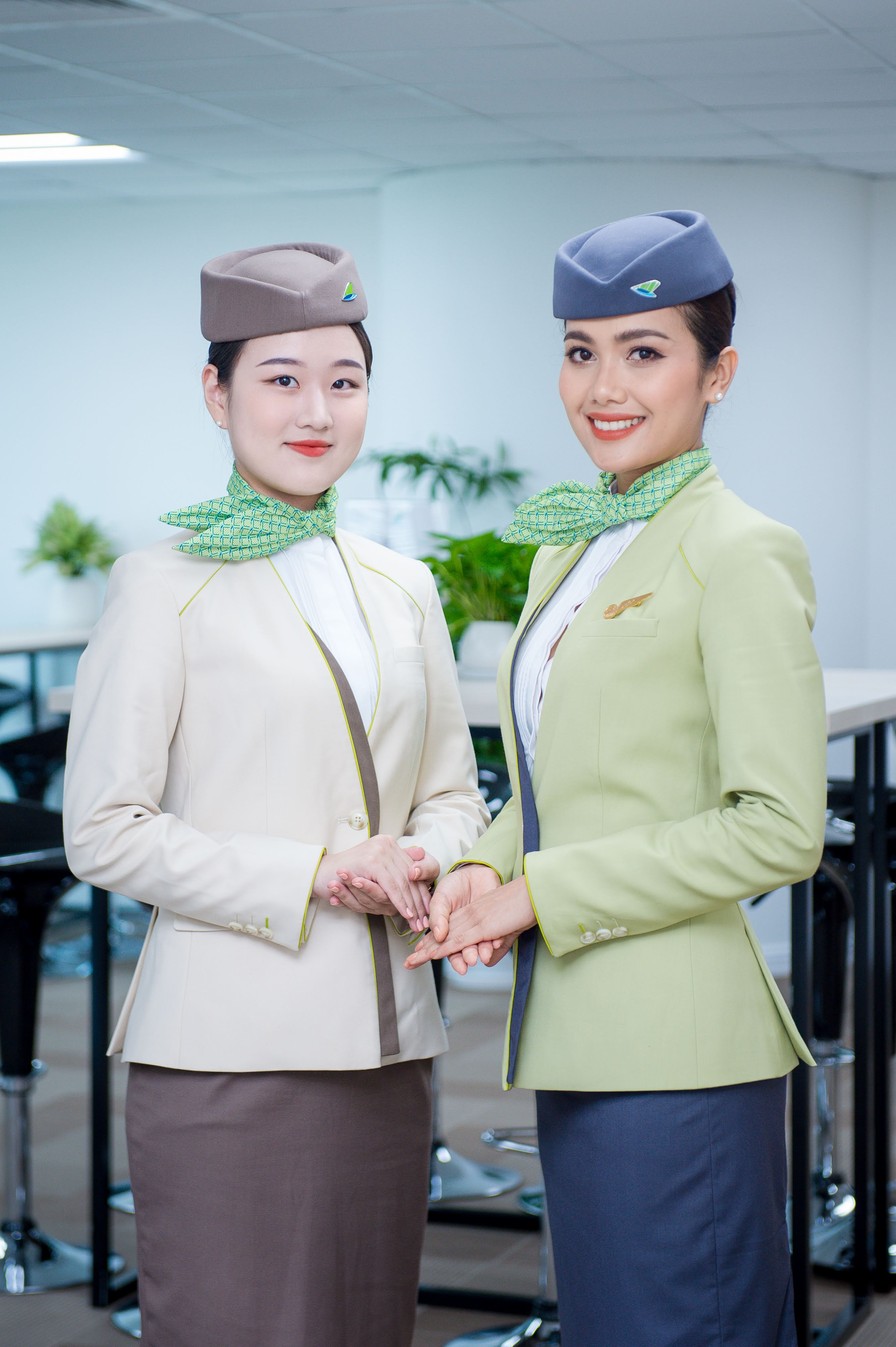 thi tuyển tiếp viên hàng không Bamboo Airways