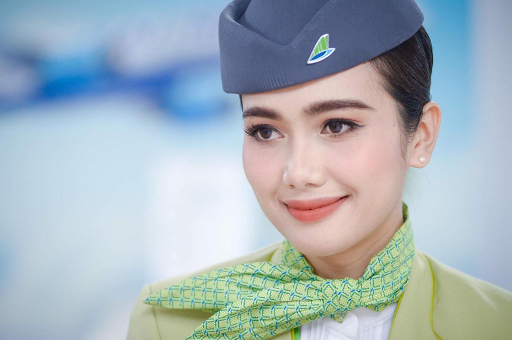 nguồn cảm hứng trở thành tiếp viên hàng không Bamboo Airways