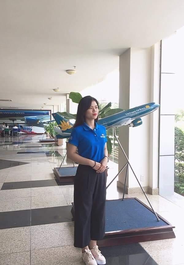 Trúng tuyển tiếp viên hàng không Việt Nam Airlines