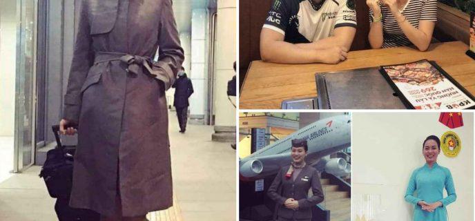 Bí quyết làm thế nào để trúng tuyển tiếp viên hàng không
