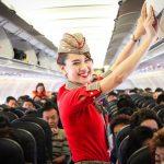 Các vật dụng cần chuẩn bị trước khi thi tuyển tiếp viên hàng không Vietjet Air