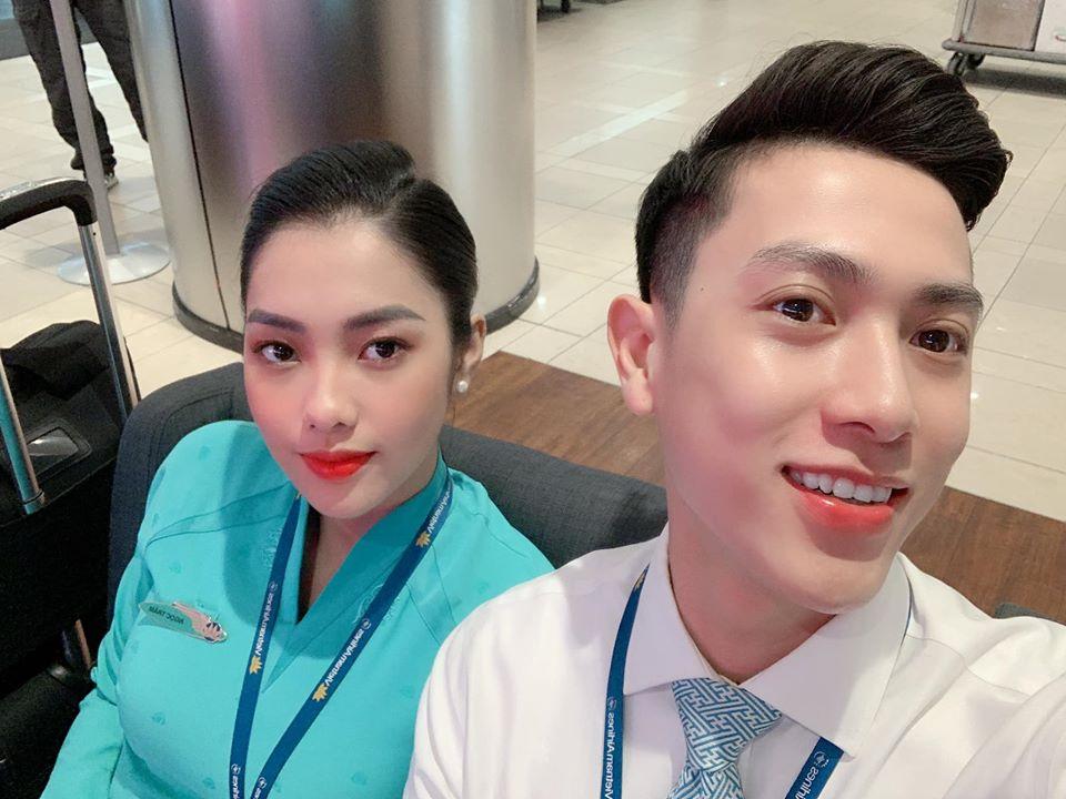 tiếp viên hàng không Vietnam Airlines