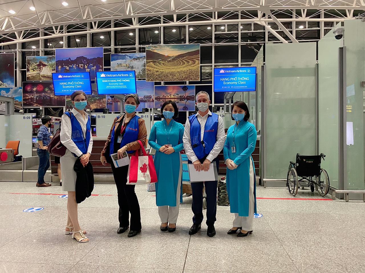 Vietnam Airlines lập kỷ lục mới ở hàng không Việt Nam
