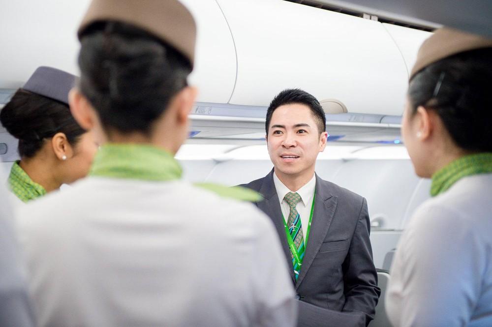 Niềm tự hào của Tiếp Viên Hàng Không Bamboo Airways