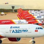 Vietjet Air doanh nghiệp tốt nhất ngành hàng không Đông Nam Á 2019