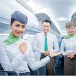 Hướng dẫn trang điểm thi tuyển tiếp viên hàng không hãng Bamboo Airways