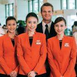 Jetstar Pacific Airlines – Hai lần đổi đồng phục ấn tượng