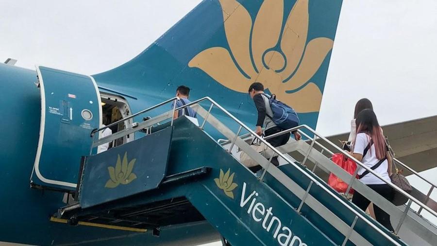 Xúc phạm Tiếp Viên Hàng Không, hành khách bị phạt tới 8,5 triệu đồng