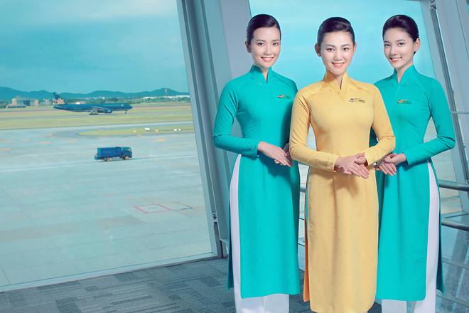 thi tuyển tiếp viên hàng không Vietnam Airlines